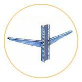 Type CL lichte draagarmstelling - Snaas Groep