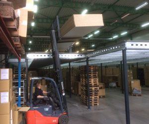 Entresolvloer Chair Supply - Snaas Groep