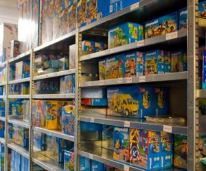 Legbordstellingen bij Kelcha Toys 4 Kids - Helden van Staal