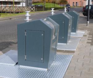 Ondergrondse containers Gemeente Heerhugowaard - Snaas Groep